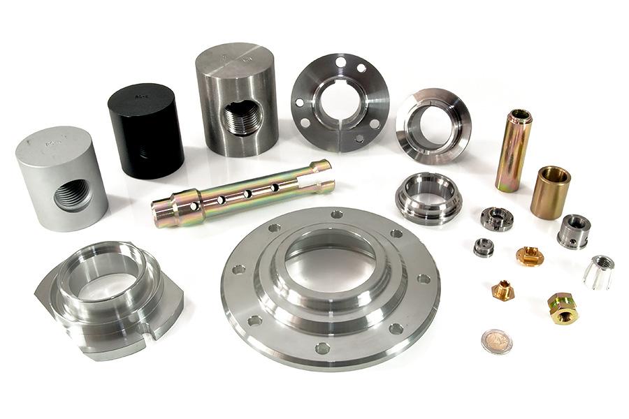 Product Range Cnc Milling Machining