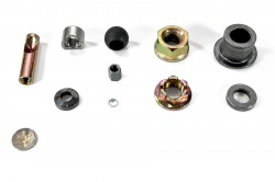 Cold Forged Parts Multi stage (Nuts, Bushings, Semi hole parts)