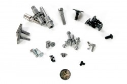 other Cold Forged Parts Multi stage (Bolts + threaded parts)
