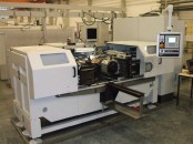 New Thread Rolling Machine from Profiroll - Bad Düben Germany